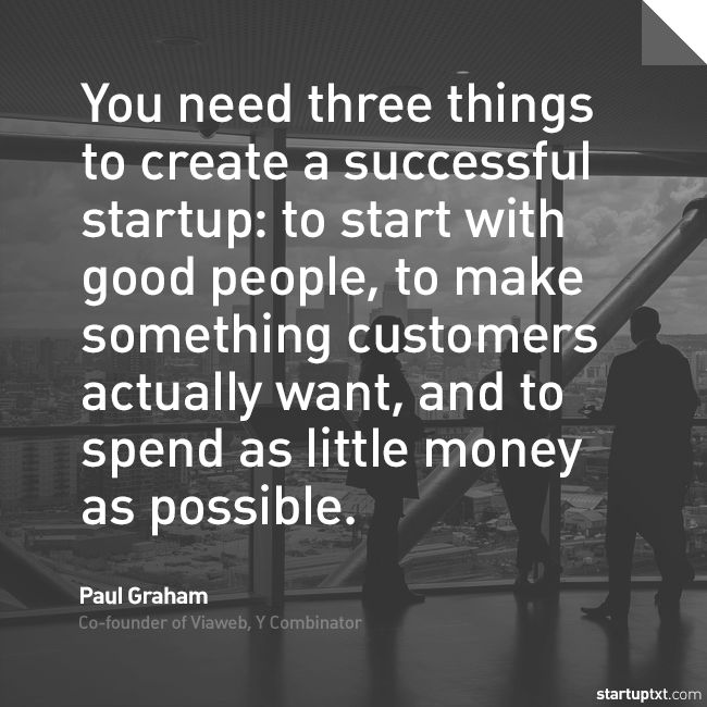 how to create need business