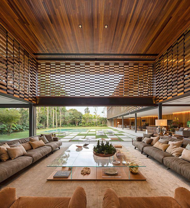 jacobsen arquitetura casa GAF sao paulo brasil designboom