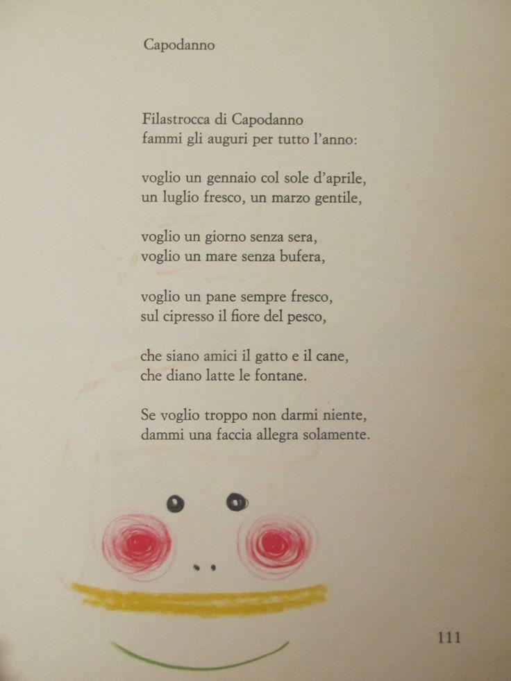Capodanno - Gianni Rodari