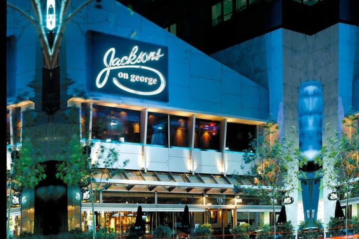 Jacksons on George - 176 George St