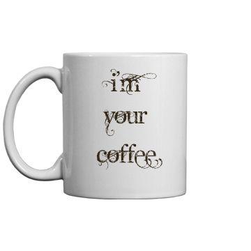 Coffee and Cream Mug