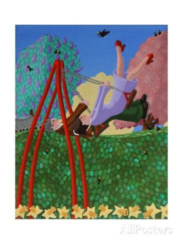 The Joys of Spring, 2010 Giclee Print by Victoria Webster - AllPosters.co.uk