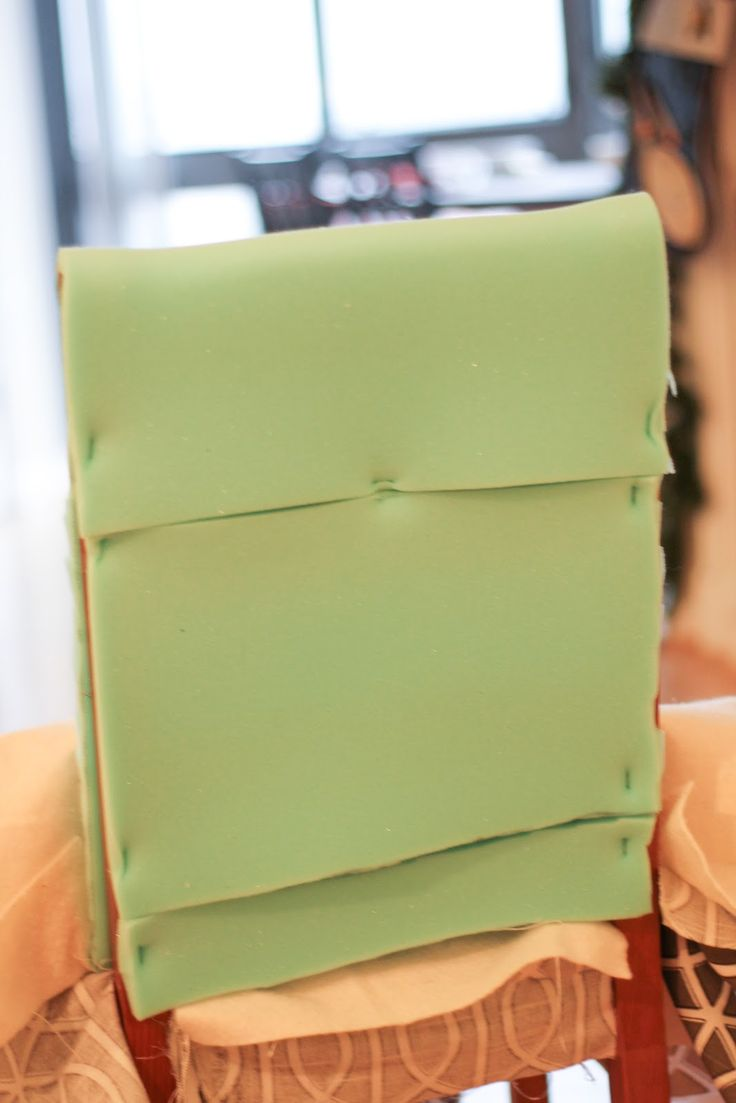 Style Wednesday Perk DIY Upholstering An Ikea Dining Chair