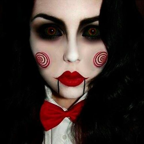 Cool Halloween Yard Decorations: 13 Best Cool But Scary Halloween Makeup Ideas Images On