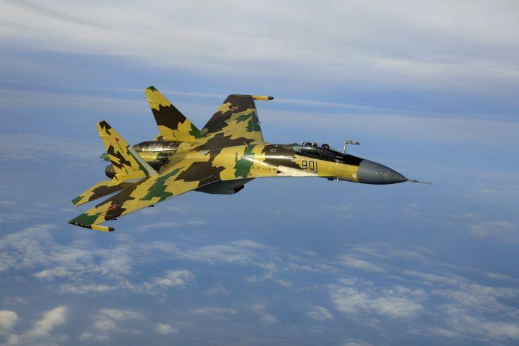 sukhoi wallpapers : Jet Fighter Sukhoi Su35