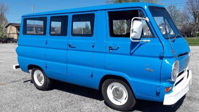 1965 Van In Flora Il Van Van For Sale New Tyres