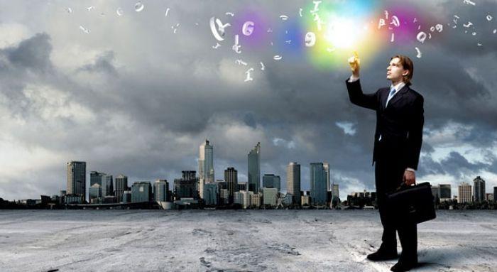 επιχειρώ - Πως οι κορυφαίοι managers δημιουργούν νέες πραγματικότητες