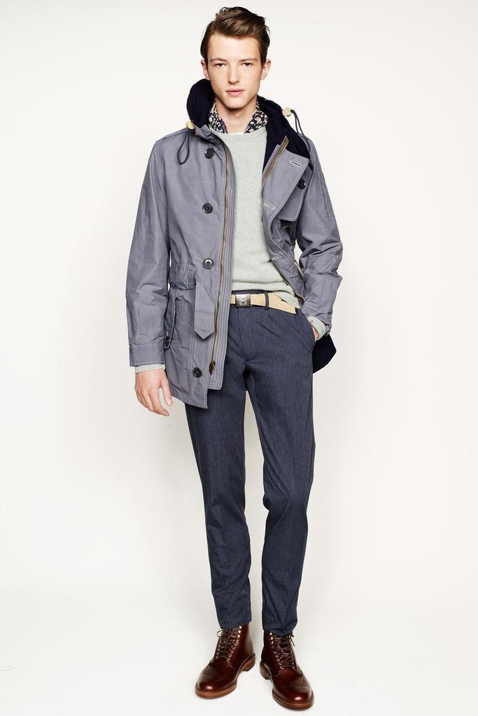 J.Crew Fall 2014 Menswear - Style.com