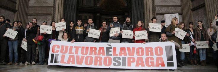#bastagratis la protesta degli addetti ai beni culturali su http://www.artspecialday.com/2014/12/01/bastagratis-protesta-degli-addetti-beni-culturali/#.VH3vMPmG96A