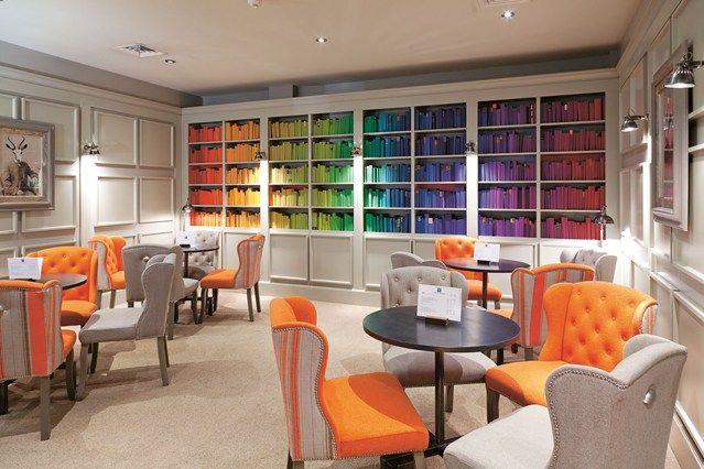 Bookshelf Inspiration - Bookshelf Ideas - Living Room Design Ideas (houseandgarden.co.uk)