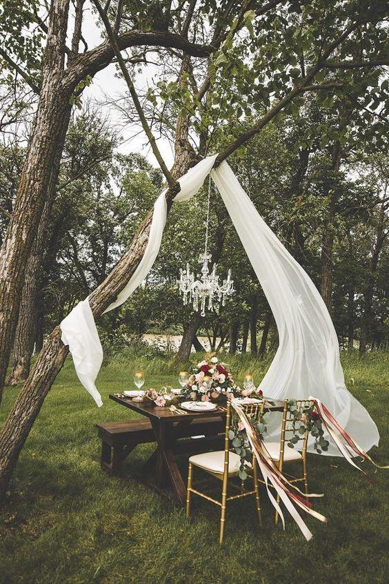Realidad vs Pinterest: Decorar cenas al aire libre (II) - Nordic Treats