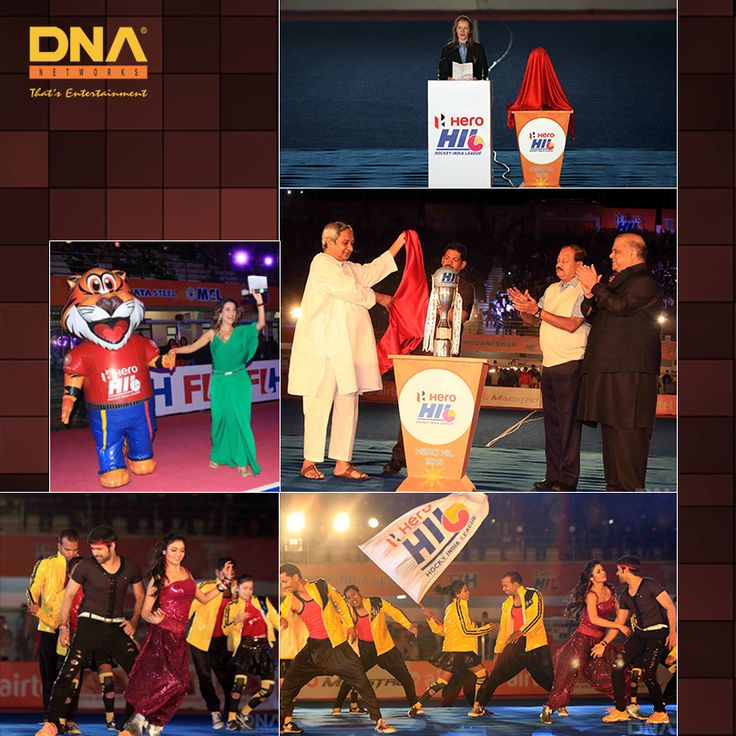 The #HHIL opening was a super hit with performances and events that entertained and kicked off the event in style.