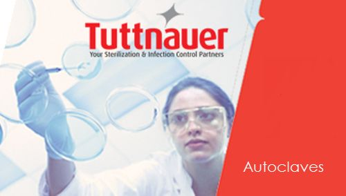 Tuttnauer will satisfy all of your basic sterilization needs at an economical price.
