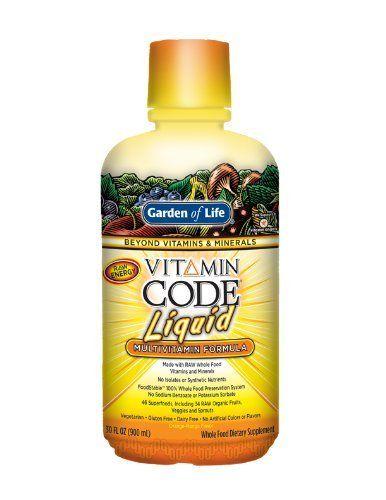 Garden of Life Vitamin Code, Liquid Multi, 30 Ounces by Garden of Life, http://www.amazon.com/dp/B003TTYCVC/ref=cm_sw_r_pi_dp_CymVqb0P1W1YW