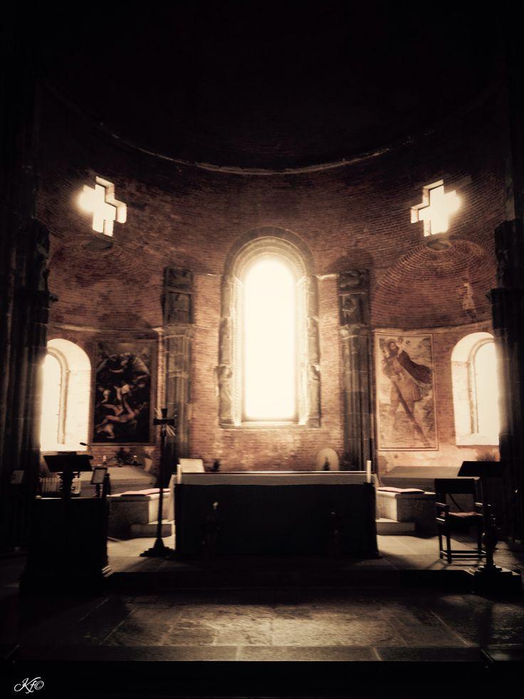 San Michele:la luce