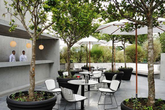 Habita Monterrey Interior Design Hotel