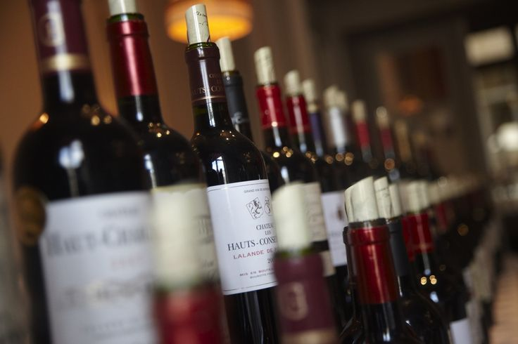 En Primeur Wine Tasting Season in Bordeaux