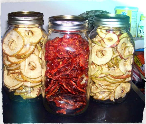 7 Different Ways To Naturally Preserve Foods