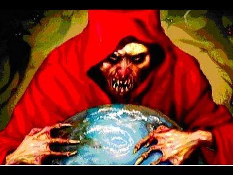 ДЕД Верховный Волхв Рода Перуна: Антихрист и его сущности