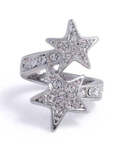 Star Crossed Ring