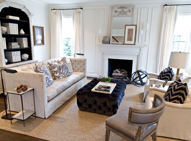 Dana Wolter Interiors Thoughts Tips And Trends In Interior Design  C B Elegant Living Roomtransitional