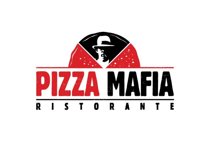 Logotype of PIZZA MAFIA.