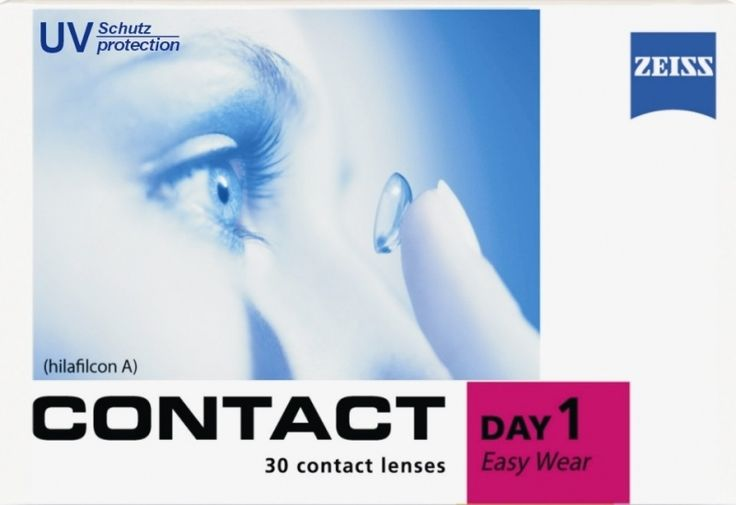 ZEISS Contact Day 1 Easy Wear Ημερήσιοι Φακοί Επαφής http://www.alfalens.gr/product/229/zeiss-contact-easy-wear-hmerhsioi-fakoi-epafhs.html