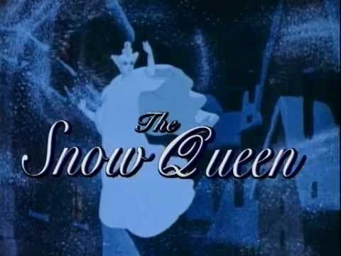 ▶ The Snow Queen Cartoon on Youtube. It is very close to Hans Christian Andresen's original story.