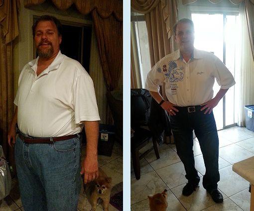 """Gracias David:  """"Empecé mi viaje el 3 de octubre. Mi presión arterial ha bajado, dormir mejor, menos peso en el medio de un casquillo de la rodilla, más energía y más. Dentro de los cuatro meses que estuve por 64 libras. Pasó de un tamaño de 54 pantalones para 38. Gracias a Erin H - me uní tiene un embajador dentro de mi primera semana y he sido bendecido financieramente también.  www.facebook.com/JoannisPlexusSlimThinkPink"""