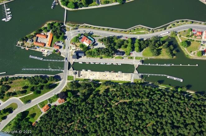 Södertälje Canal Lock