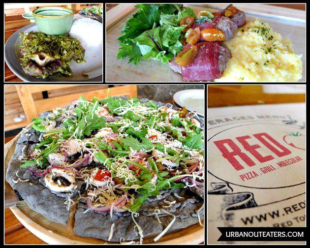 RED  Lippo mall Kemang Village Upper Ground.  Jl. P. Antasari No. 36  South Jakarta  Phone: (021) 2952-8425  Average Spending: IDR 200.000