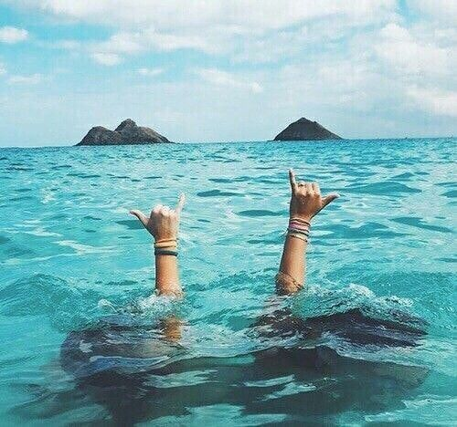 #wendesday: Preciso de uma praia pequena – Fotografia – # use # a # # …   – Urlaub – Ferienführer