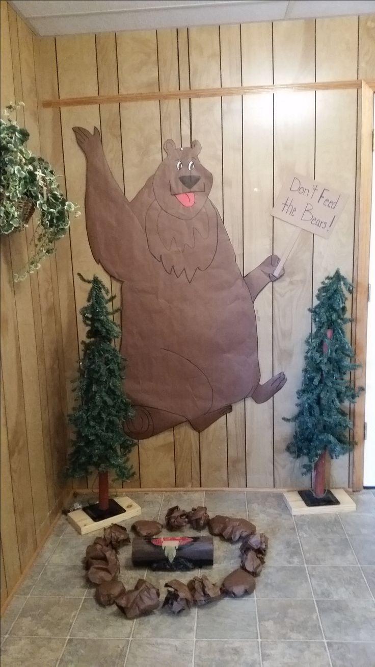 38 Best Camp Moose On The Loose Vbs 2018 Images On