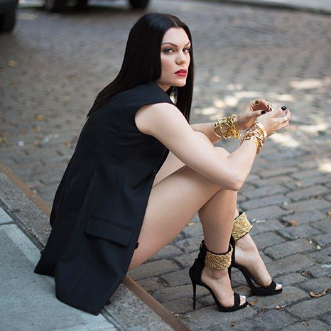 Jessie J Talks Bold Lips, Dressing Sexy And The Inspiration Behind Her New Album