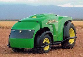 New John Deere Combine Prototype   pourais je avoir des informations svp! merci!