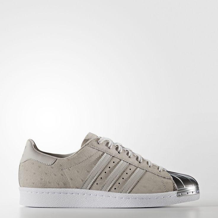 Adidas Superstar Beige Daim
