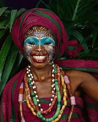 One of Fela's Queens