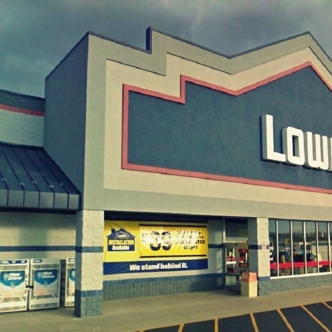 Lowe's Home Improvement store is located few paces to the north of #ClintonTownship #cosmeticdentist Michael J Aiello, DDS #lowe'shomeimprovementlocations,