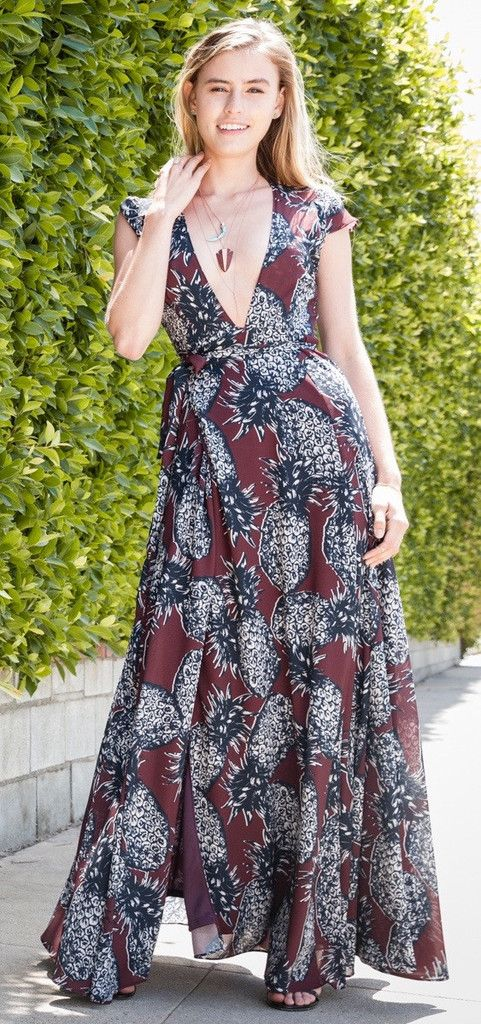 Lindsay Wrap – endless summer