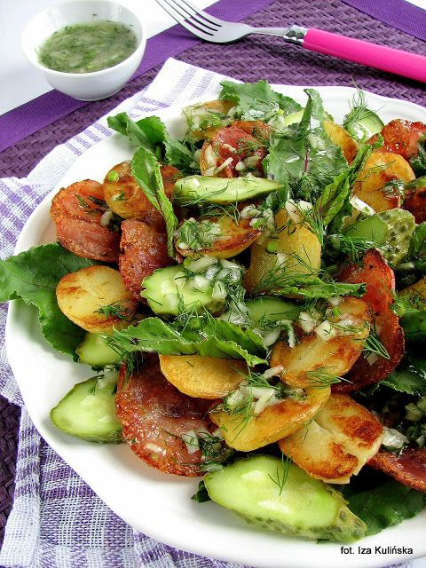 Smaczna Pyza sprawdzone przepisy kulinarne: Sałatka wiejska