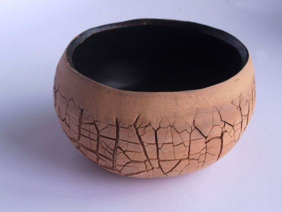 Cracked bowl by ZebraDsgn on Etsy