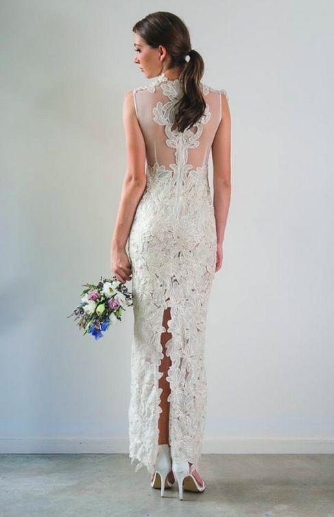 Saxon Bridal gown by When Freddie Met Lilly  www.whenfreddiemetlilly.com.au whenfreddiemetlilly@gmail.com INSTAGRAM #whenfreddiemetlilly