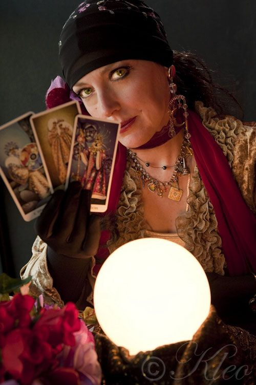 161 Best Images About FORTUNE TELLERS & GYPSIES On