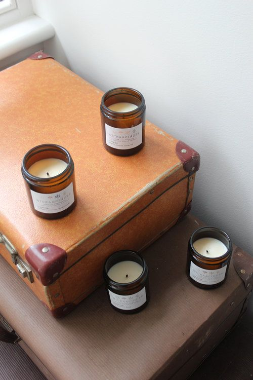 Wick && Cinder // Seasonally Scented Range // Small Batch; Handmade // Soy Wax Candles #wickandcinder #seasonal #summer #autumn #winter #spring #soycandle #candles #homedecor #homefragrance #smallbusiness