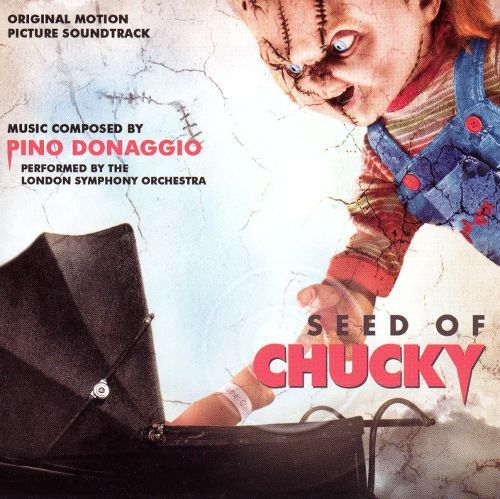 Seed of Chucky [Original Motion Picture Soundtrack] [CD]