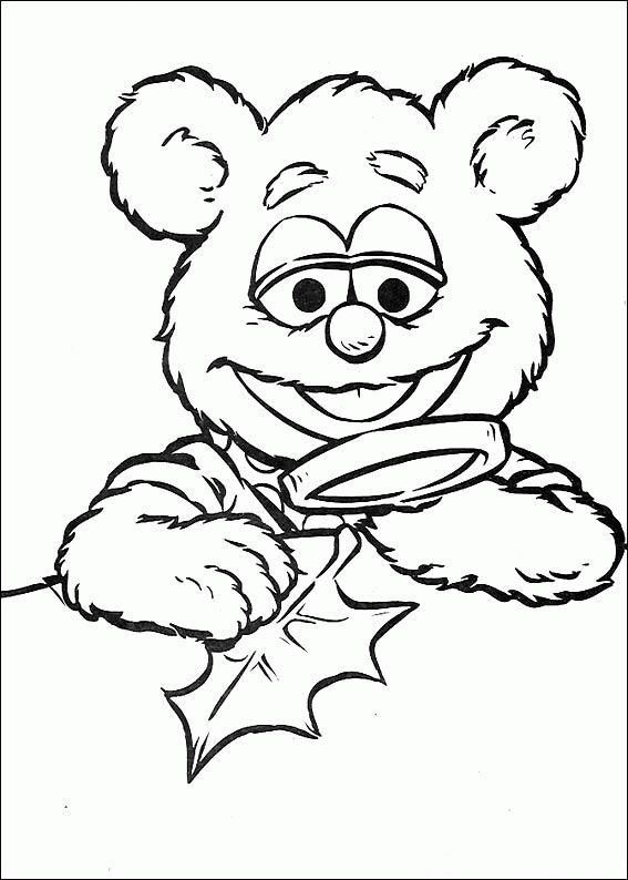 21 best Coloring - Muppets images on Pinterest | Coloring books ...