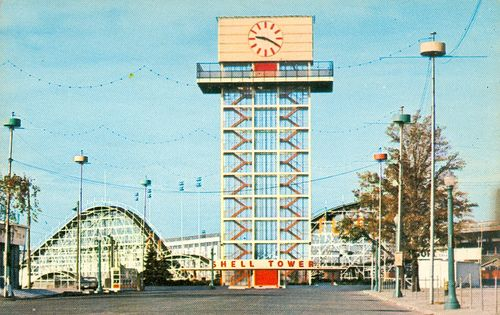Shell Tower CNE Toronto by Wrecksdale Wreck, via Flickr