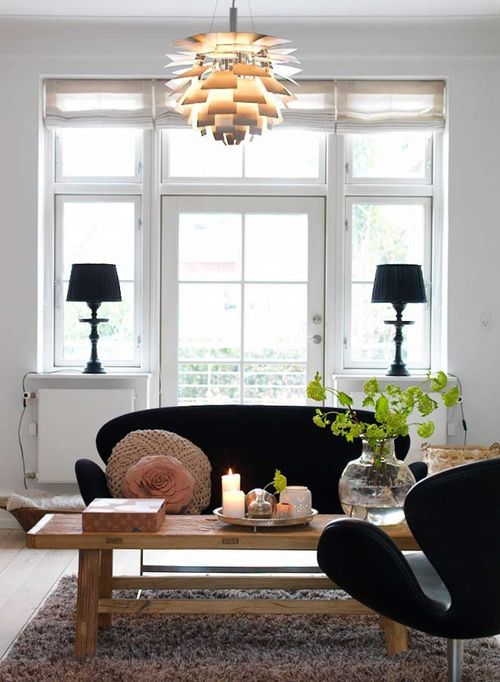 A Danish family home...