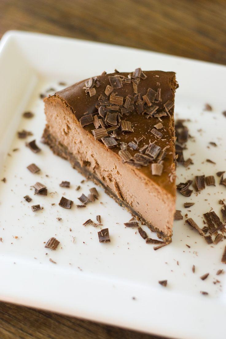 Irish Coffee Cheesecake Chocolate Cookie Crust 2 c chocolate cookie ...