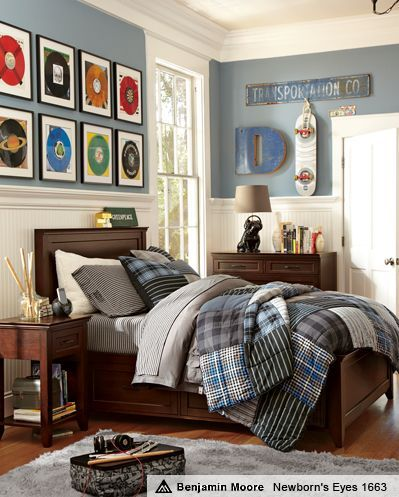 Blue And White Dorm Room Color Schemes